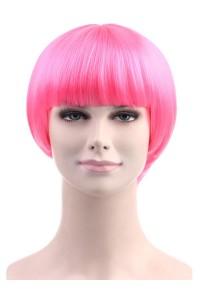 Standerd Charming Short Bob - Pink