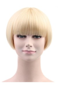 Standard Charming Short Bob - Blonde