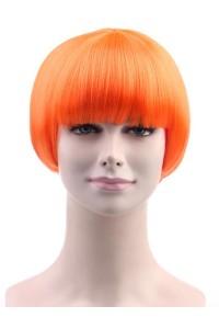 Standard Charming Short Bob - Orange