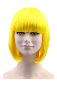 Standard Super Model Bob - Neon Yellow