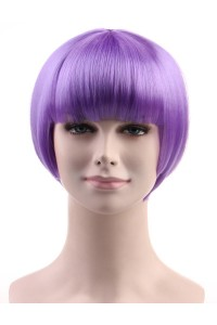 Standerd Charming Short Bob - Purple