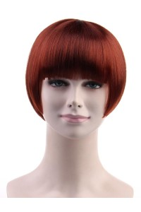 Standard Charming Short Bob - Irish Red