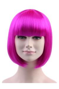 Standard Super Model Bob - Neon Violet