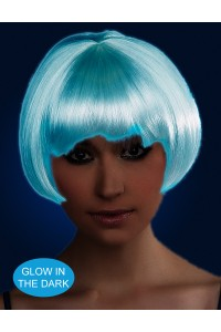 Deluxe Charming Short Bob - Glow in Dark