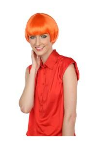 Deluxe Charming Short Bob - Orange