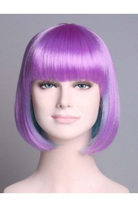 Standard Super Model Bob - Blue & Purple