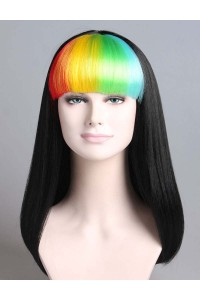 Standard Runway Queen - Rainbow Black
